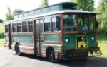 Solar Tour Trolley